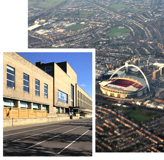 Construction Company in Wembley