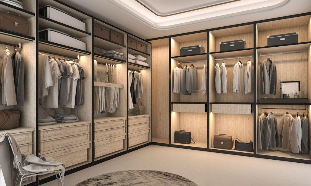 Innovative Wardrobe Designs