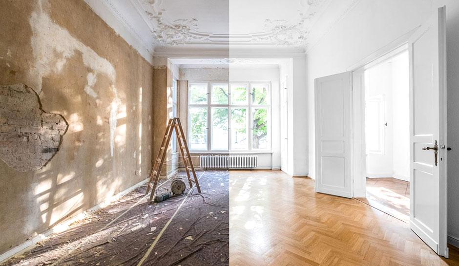 home renovation london