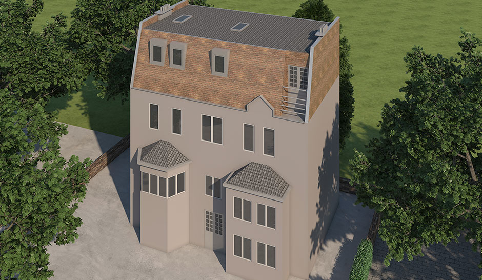 How Much Is A Mansard Loft Conversion