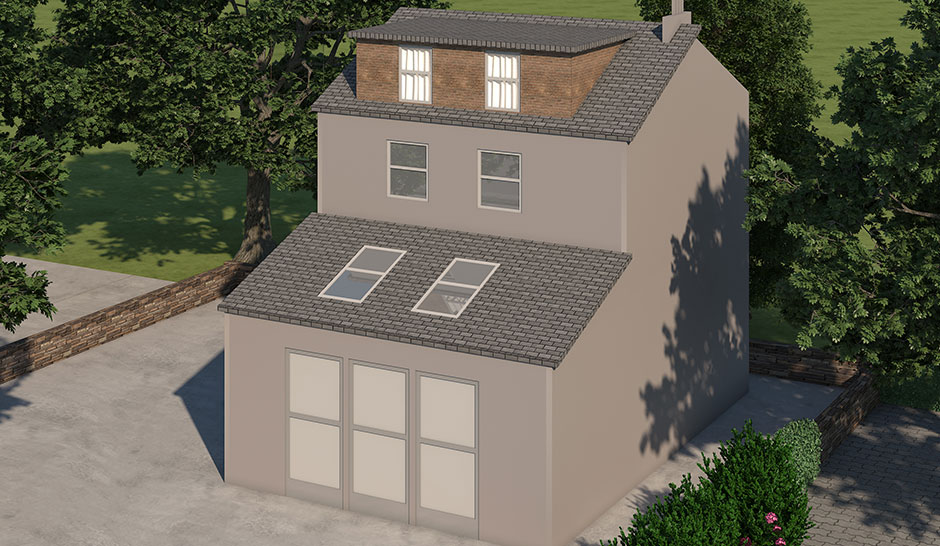 How Much Is A Hip To Gable Loft Conversion