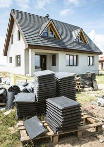 What Is The Roofing Materials?