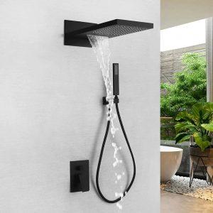 Showers: